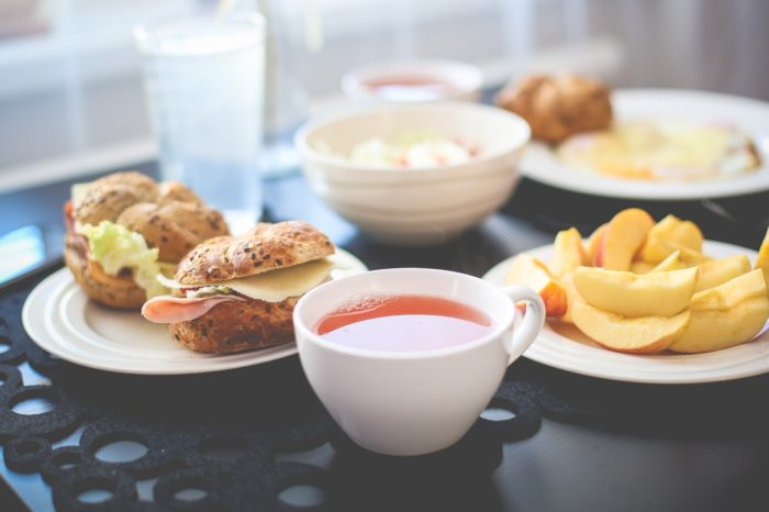 Co nadrugie śniadanie doszkoły?