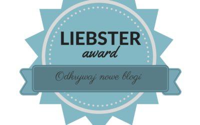 Liebster Blog Award #1