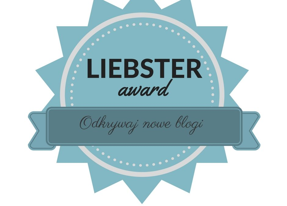 Liebster Blog Award #1