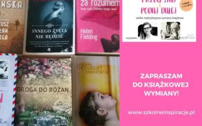 Międzyblogowa wymiana książkowa