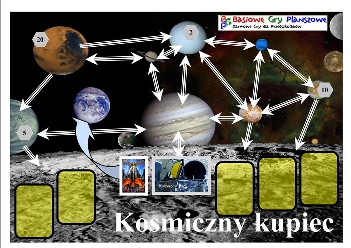 kosmiczny_kupiec - gra planszowa