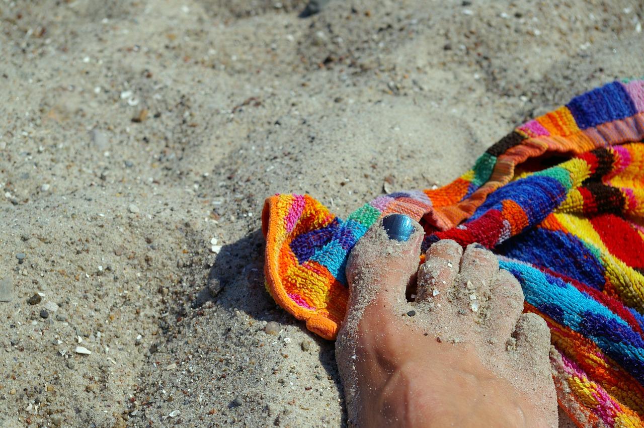 ćwiczenia stóp dladzieci
