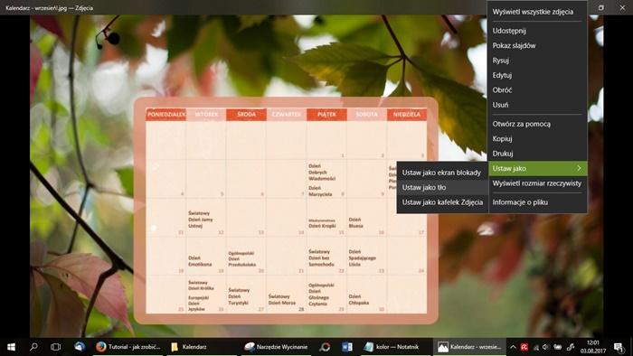 Kalendarz nietypowych świąt
