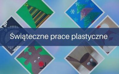 Prace plastyczne dladzieci naBoże Narodzenie