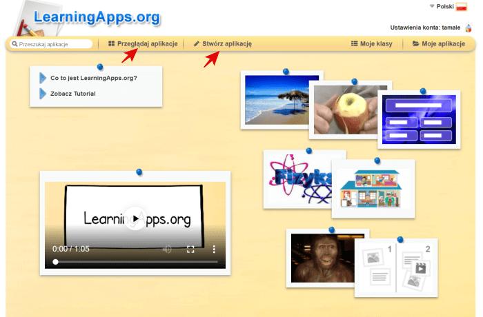 LearningApps-od czego zacząć?