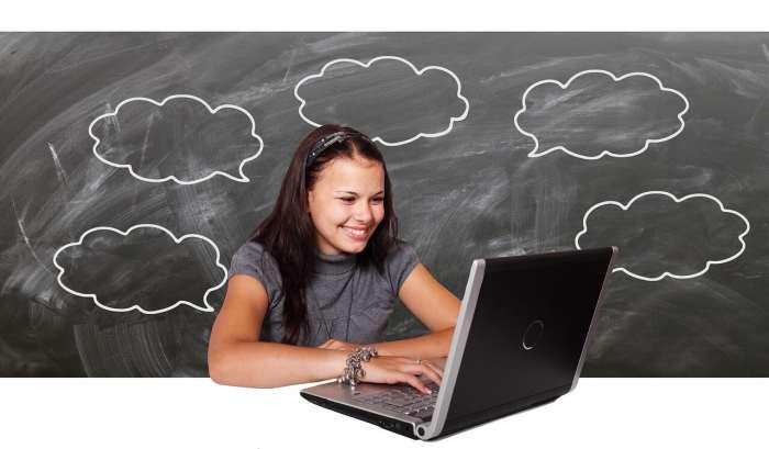 Strona internetowa nauczyciela