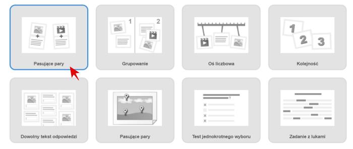 Multimedialne pomoce dydaktyczne-tworzenie na pustym szablonie