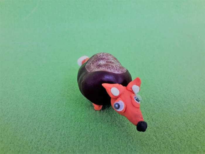 kasztanowe zwierzątka-lis
