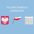 Symbole narodowe-materiały na lekcje dla klas I-III