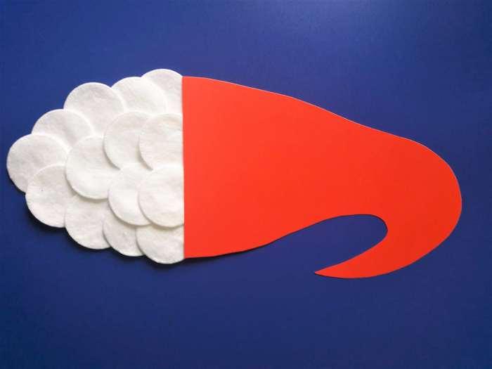 Świąteczne skrzaty - czapka