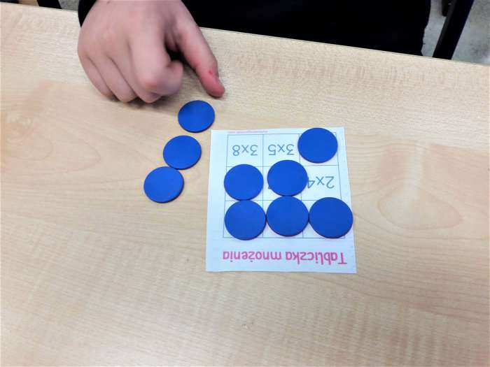 Gry dydaktyczne - bingo
