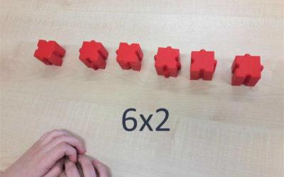 Jak wprowadzić pojęcia mnożenia?