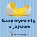 Wielkanocne eksperymenty zjajkiem