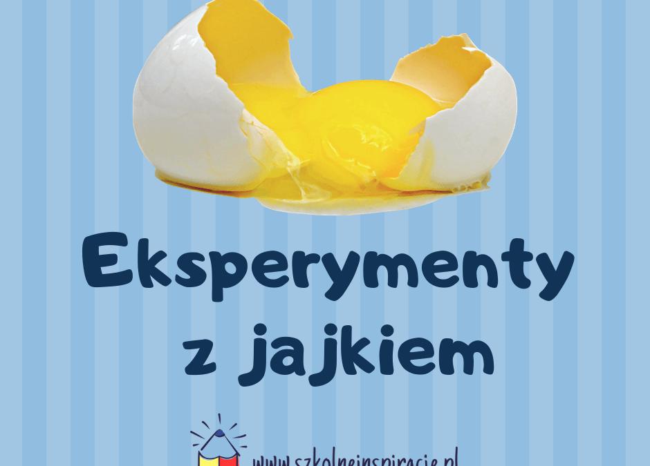 Wielkanocne eksperymenty