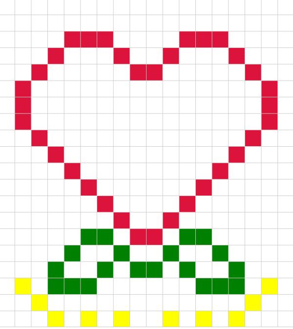 Walentynkowe kodowanie