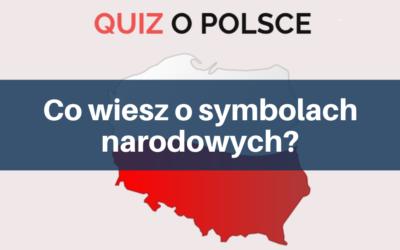Quiz oPolsce