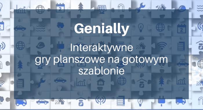 Gry planszowe-Genially