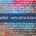 Padlet-wirtualna-ściana